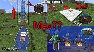 Top 5 Mẹo Thú Vị Trong Minecraft 1.13 !! - (Phần 2)