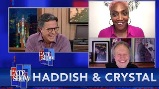 """Download """"Now I Can Cry Anywhere"""" - Tiffany Haddish On How Billy Crystal Helped Her Grow As A Performer"""