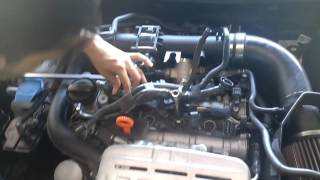 How To replace sparks plugs on Golf 1.4 TSI TwinCh