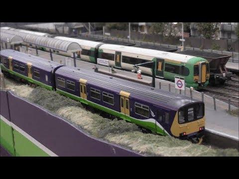 Fareham & District Model Railway Exhibition - 7th October 2017