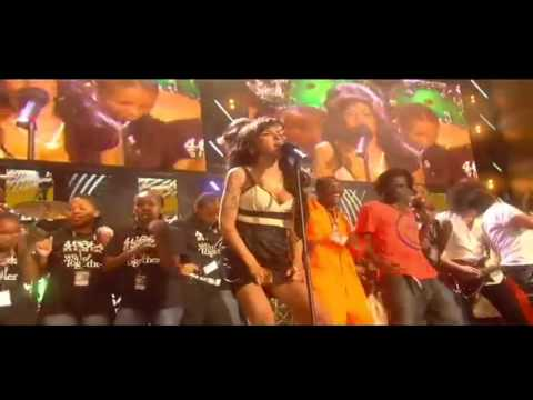 Jerry Dammers & Amy Winehouse - Free Nelson Mandela (Live In London)