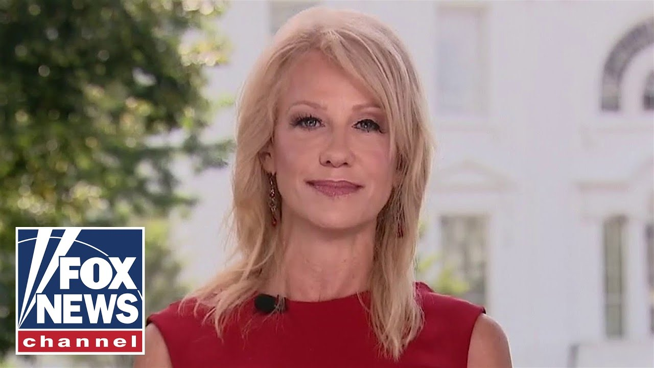 Fox News host calls out Kellyanne Conway over Trump's virus ...