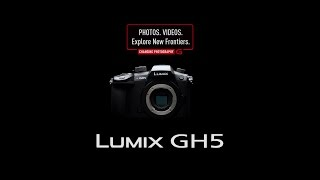 Panasonic Lumix DMC-GH5 Body Only GARANSI RESMI
