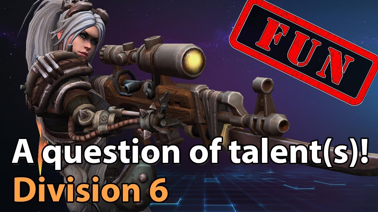 ► A Question of Talent(s) - Division 6 - Heroes of the Storm Amateur Play