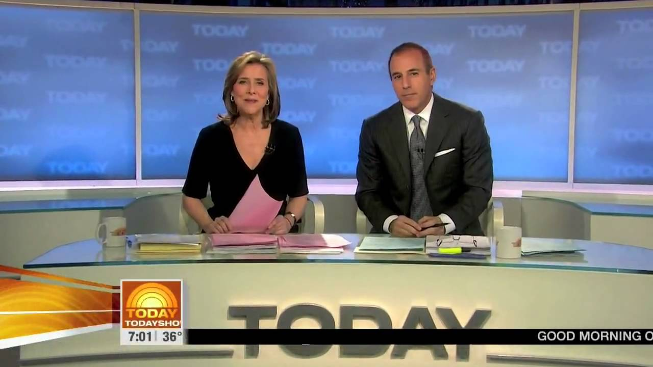 NBCNews Old Today Show Open YouTube
