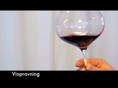 Vinprovning trailer www.Dinvinguide.se