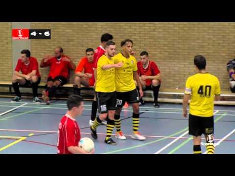 United Schoten versus Moeskroen BVB 6 8 De Goals