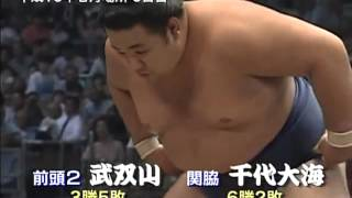 National Art of Sumo volume 8 : 1997 -- 1999