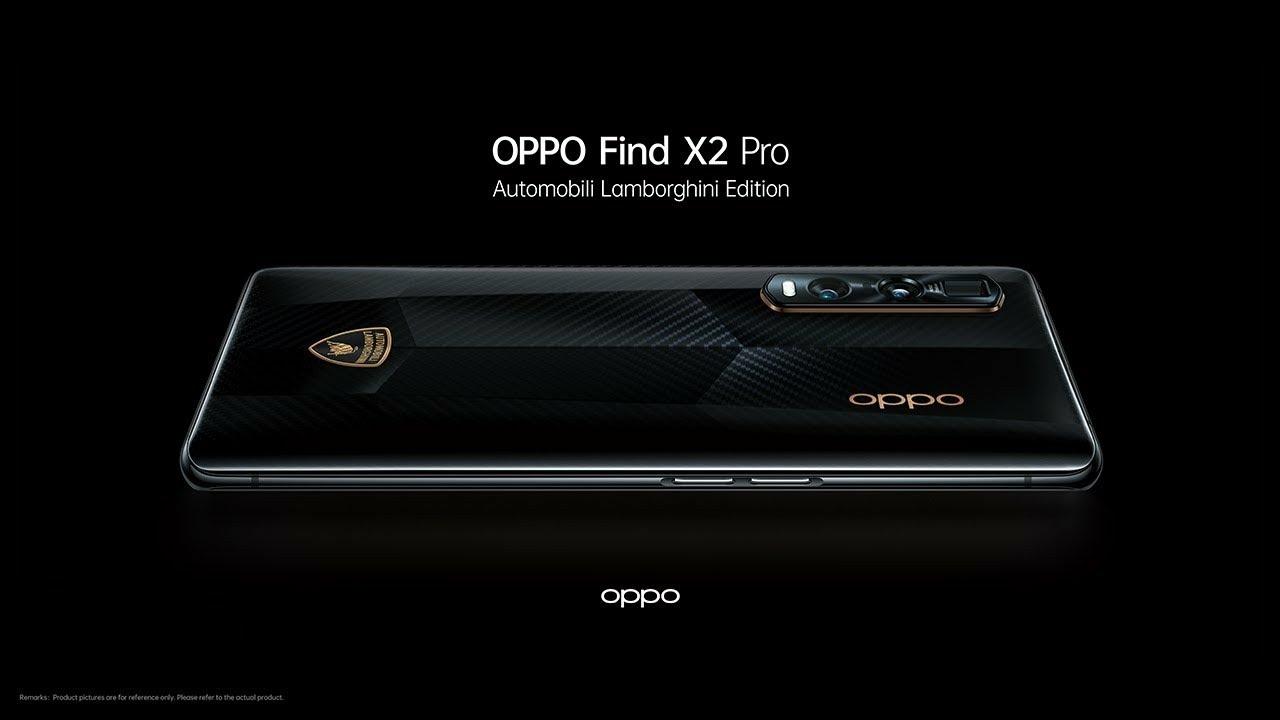 Oppo Find X2 Pro Lamborghini