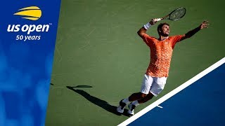Stan the Man Back to Championship Form on Grandstand Court thumbnail