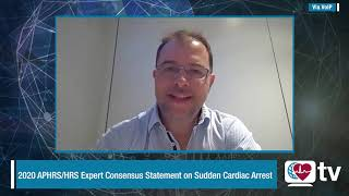 HRStv Update: 2020 APHRS/HRS Expert Consensus Statement on Sudden Unexplained Death & Cardiac Ar