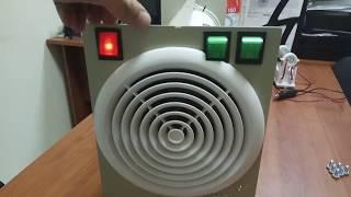 Обзор внутренностей и потребления озонатора 30 грамм в час