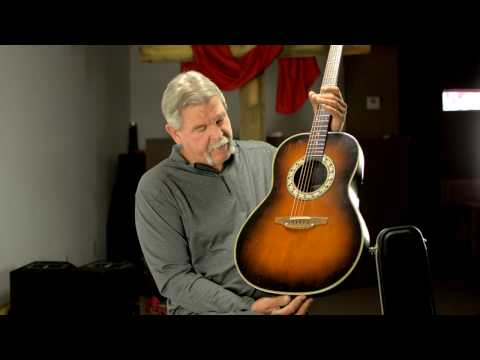 Ovation Guitar Review