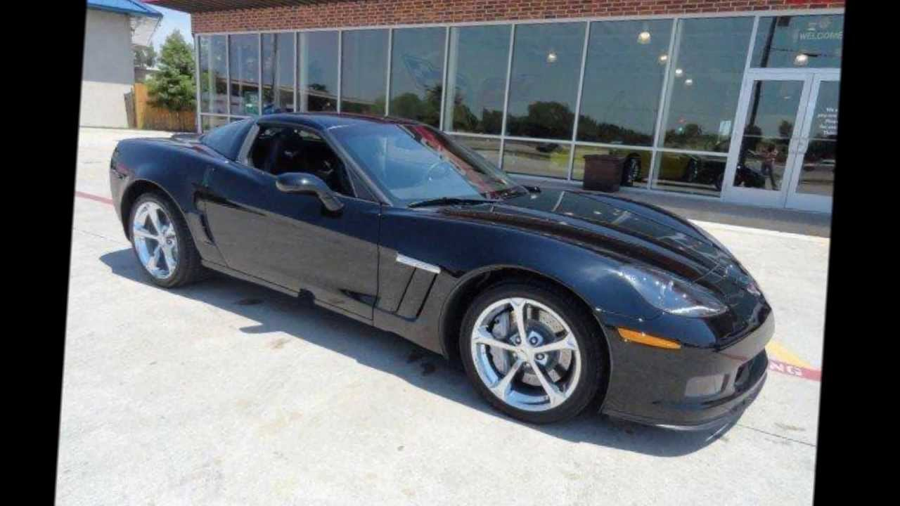 2011 corvette grand sport z16 coupe black youtube. Black Bedroom Furniture Sets. Home Design Ideas