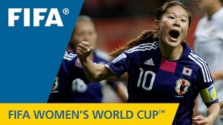 Greatest Women's World Cup Goal? SAWA in 2011
