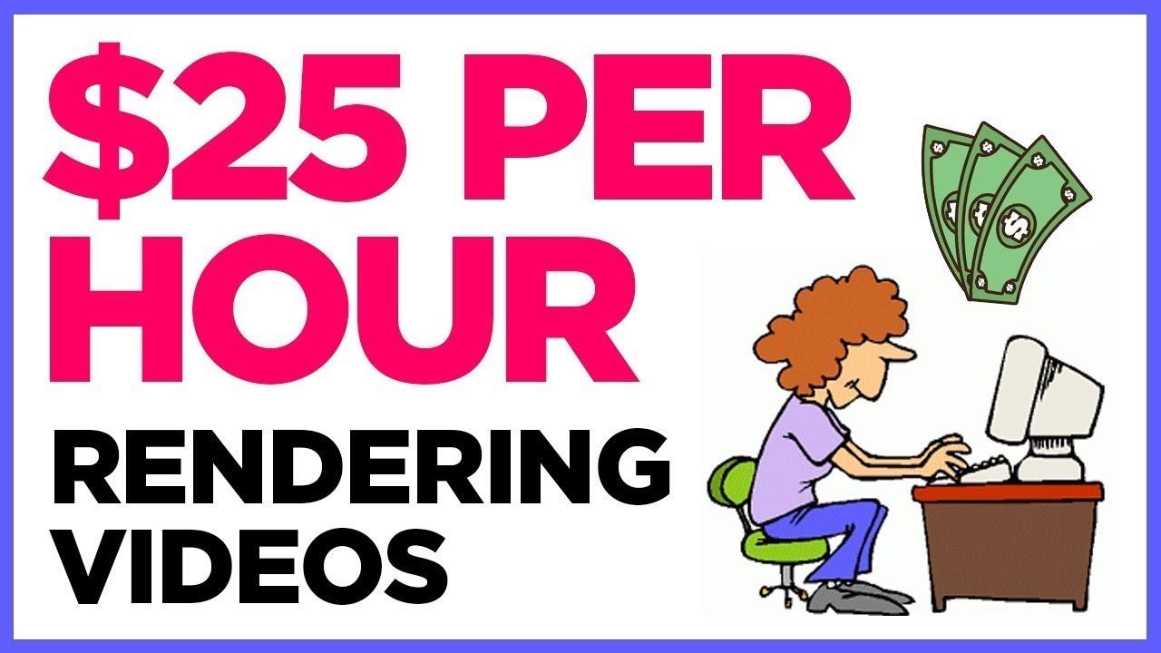 Download How To Make Money Rendering Videos Online