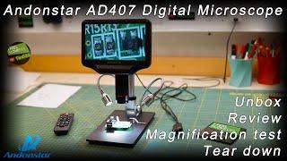 Andonstar AD407 HDMI Digital U…