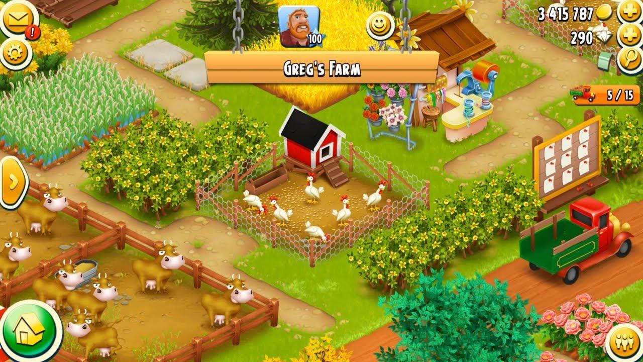 вишни выведено хэй дэй картинки хороших ферм иногда хочется