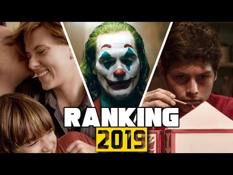 Ranking Cinematográfico 2019