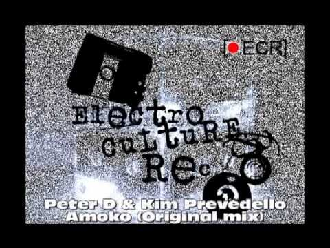 Peter D. & Kim Prevedello - Amoko (Original mix)