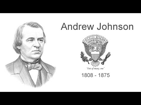Andrew Johnson ***