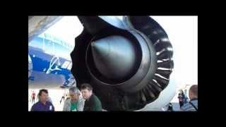 Boeing 787 Dreamliner Test Plane Flight & Cabin Tour - Qantas & Jetstar Visit, Brisbane