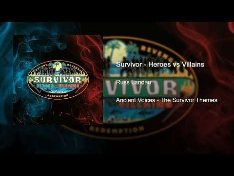 Survivor - Heroes vs Villains (Official Music)