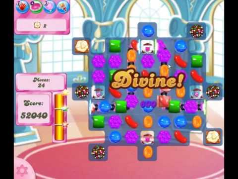 Candy Crush Saga Level 2658 - NO BOOSTERS