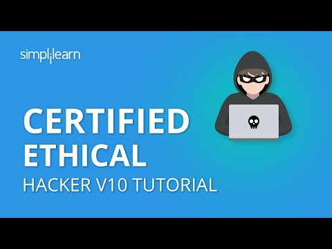certified-ethical-hacker-v10-tutorial- -ceh-v10-tutorial- -ceh-v10-training-video- -ceh- simplilearn