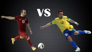 Финты голы футзал 12 Futsal Skills Futsal Goals Голы мини футбол Humiliating futsal skills