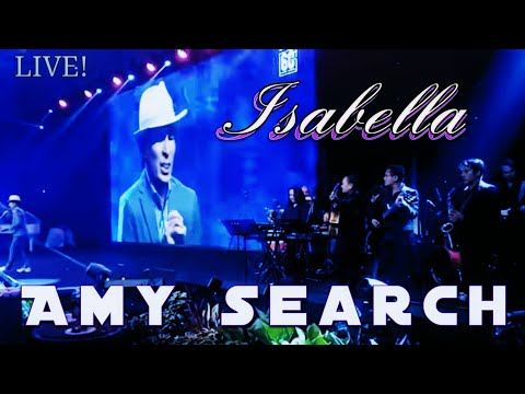 """Isabella"" Amy Search  Live in Jakarta. Republic of Indonesia & Malaysia 60th Diplomatic Relations."