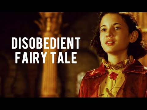 Pan's Labyrinth: Disobedient Fairy Tale