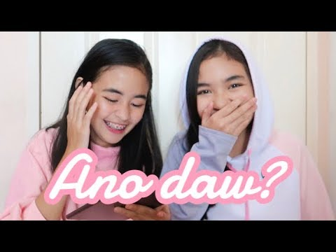 Pronouncing Hard Korean Words (LT HAHA) | Princess And Nicole