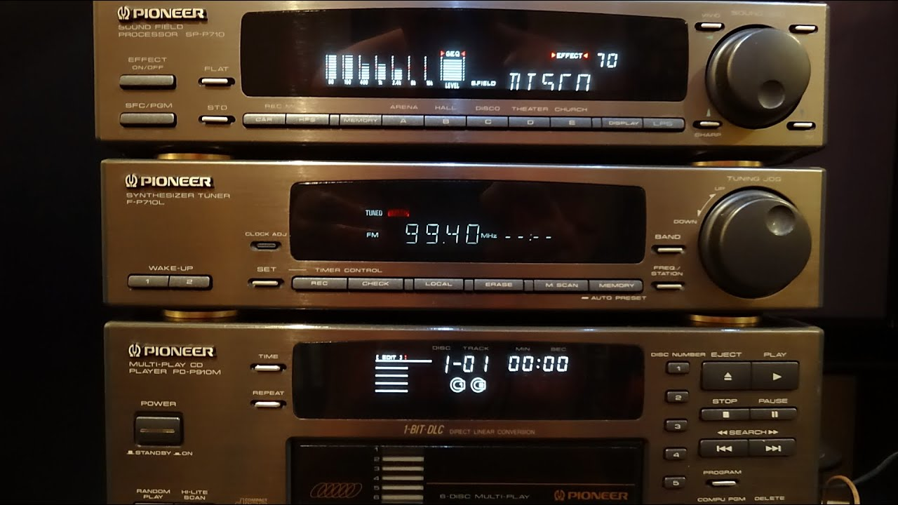 Maxresdefault on vintage pioneer stereo receiver