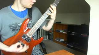 """Decay"" - AngelMaker (Guitar Cover)"