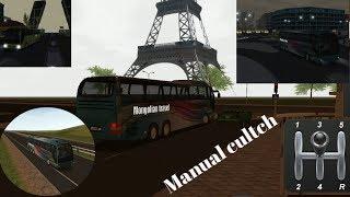 Автобус симулятор ручного зчеплення геймплей №4