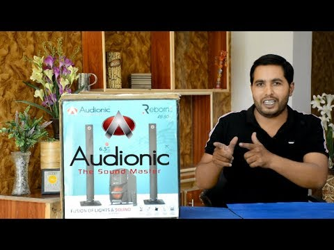 Best Speaker for Home Theater  (Audionic Rb-90)