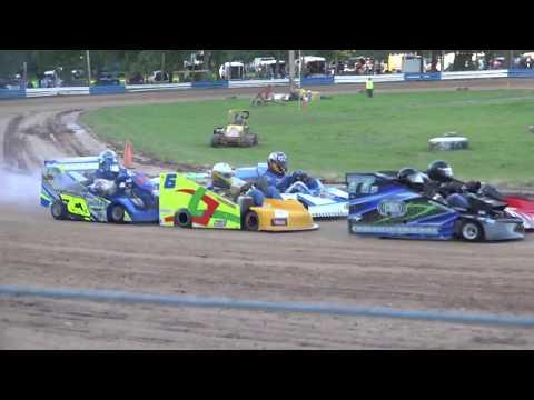 8-6-17 CNY UAS Heat 1A at Starlite Speedway
