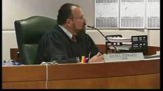 Judge threatens Lindsay Lohan with jail in court on 2/23/2011
