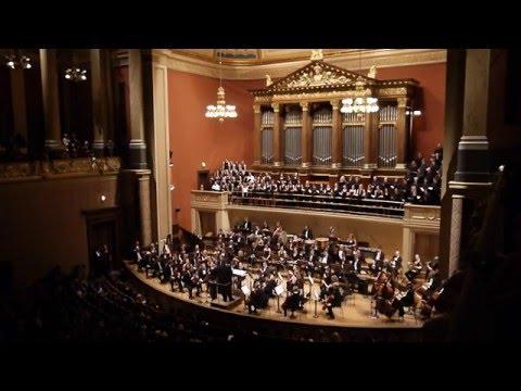 SKYFALL - Martina Bárta & Prague Film Orchestra, LIVE from the Rudolfinum's Dvorak Hall in Prague