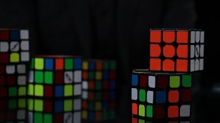 Solving the Rubik's Equation