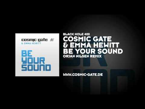 Клип Cosmic Gate - Be Your Sound (Orjan Nilsen Remix)
