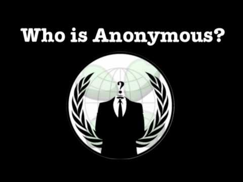 Anonymous Philippines: Who Is Anonymous?