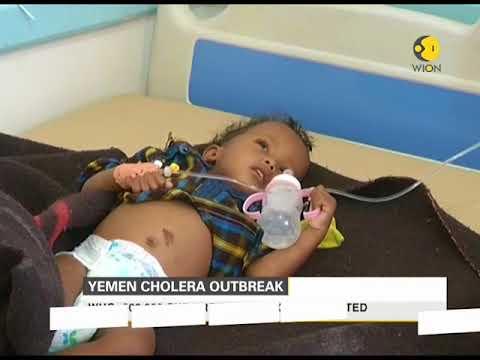Yemen's cholera outbreak is worst in history