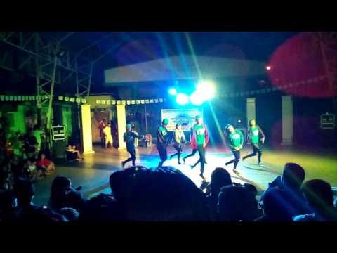 UNITED FAMILY -  Battle of the champion dance contest 2016 in CRC Platero Biñan Laguna.