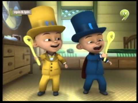 Free Download Upin & Ipin - Pim Pim Pom Mp3 dan Mp4