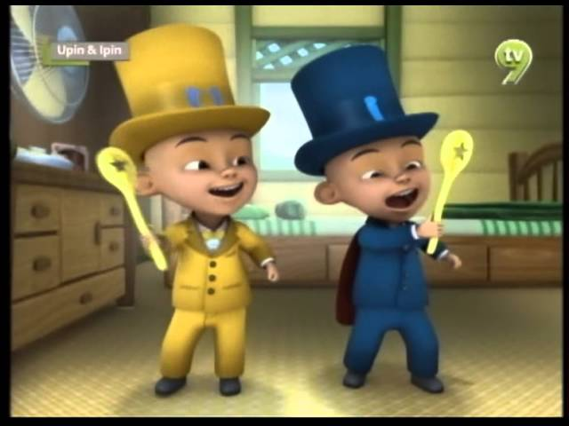 Upin & Ipin - Pim Pim Pom Travel Video