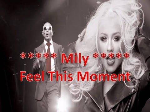 Pitbull - Feel This Moment ft. Christina Aguilera Subtitulado Español Ingles