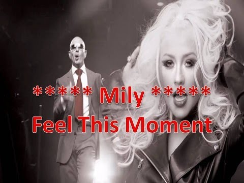 Pitbull  Feel This Moment ft Christina Aguilera Subtitulado Español Ingles