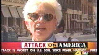 NBC News Broadcast 9-11-01